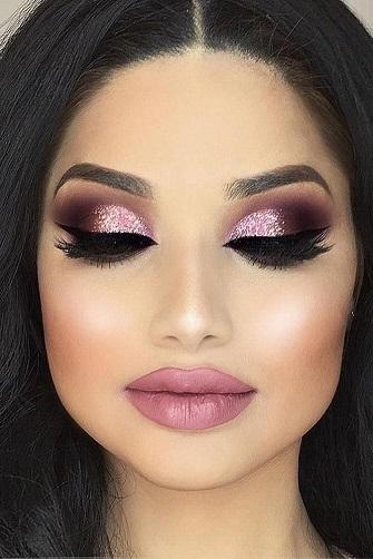 night-time-makeup