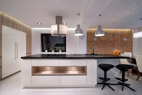 Luxury Kitchen Designs. Image Credit
